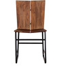 Tiber Dining Chair in Premium Acacia Finish by Woodsworth