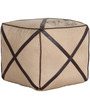Hassinger Pouffe by Bohemiana