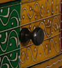 Sitra Hand Painted Chest Of Drawers by Mudramark