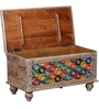 Slade Trunk in Distress Finish by Bohemiana