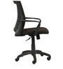 Ergonomic Chair in Black Colour by Parin