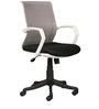 Ergonomic Chair in White Colour by Parin