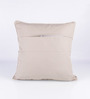 Vista Home Fashion Beige Cotton 18 x 18 Inch Cushion Cover