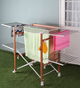 Viva Collapsible Wood & Steel 5 Platform Clothes Dryer