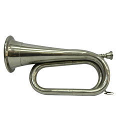 Vyom Shop Brass Steel Bugle