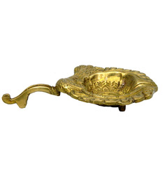 Vyom Shop Brass Om Handle Divi