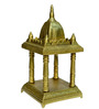 Vyom Shop Yellow Brass Temple