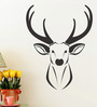 WallTola PVC Vinyl Oh My Dear Wall Sticker & Decal
