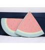 Watermelon Cushion Set in Multicolour by Kids Clan