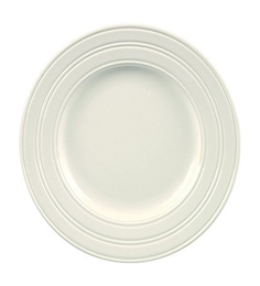 Wedgwood Jasper Conran Casual Cream Bone China Salad Plate