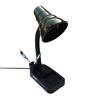 Wemex Black Plastic Study Lamp