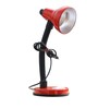 Wemex Red Aluminium 8Plus Study Lamp