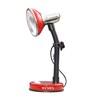 Wemex Red Aluminium Fany Study Lamp
