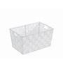 Wenko Adria Polypropylene White Box