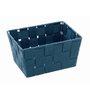 Wenko Adria Polypropylene Blue Box