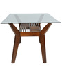 Wesco Six Seater Dining Set in Oak & Espresso Colour by HomeTown