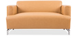 Windsor Two Seater Sofa in Beige Colour by Durian