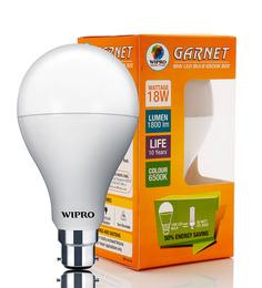 WiproWhite 18W Garnet LED Bulb
