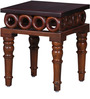 Bromley Coffee Table in Dual Tone Finish by Amberville