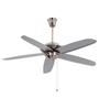 Windkraft Air Fresh M.S Silver Designer Ceiling Fan