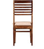 Winlock Six Seater Dining Set in Provincial Teak Finish by Woodsworth