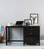 Balsam Study & Laptop Table in Espresso Walnut Finish by Woodsworth