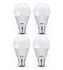 Wipro B22 Warm White 7 W LED Bulbs - Set of 4