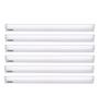 Wipro Garnet Warm White 10 W LED Battens - Set of 6