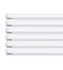 Wipro Garnet Warm White 22-Watt LED Batten - Set of 6