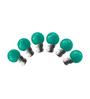 Wipro Safelite Green 0.5-Watt LED Bulb - Set of 6