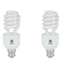 Wipro White 23 W CFL Light - Set of 2