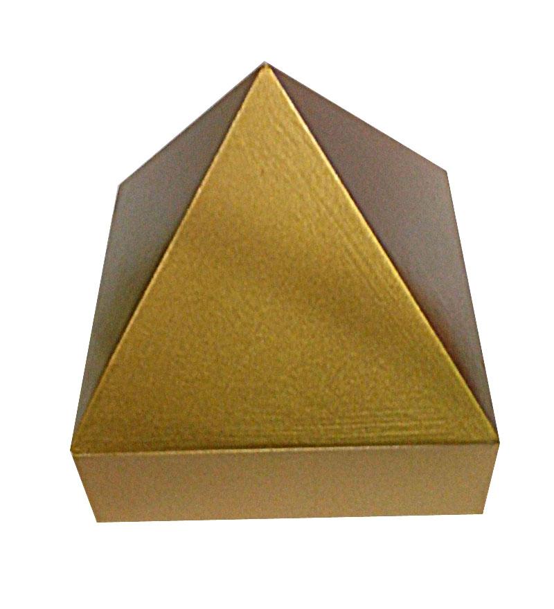 Wooden Wish Pyramid Box by Market Finds Online - Vastu & Yantras ...