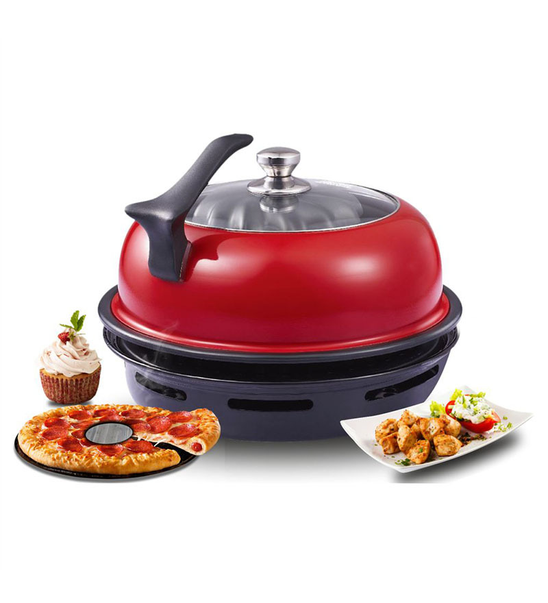 Wonderchef Gas Oven Tandoor Duo Tandoor Duo  available at Pepperfry for Rs.3209