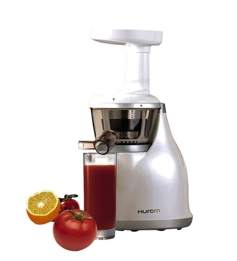 Royal Chef Slow Juicer Review : Wonderchef Hurom Slow Juicer (White) by Wonderchef Online - Juicer Mixer & Grinders - Appliances ...