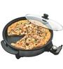 Wonderchef Black Aluminium Pizza Pan