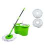 Wonder Green Light Wheel Spin Mop Set