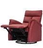 Wonder Recliner in Red Colour by Durian