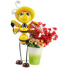 Wonderland Bee Holding with Pot