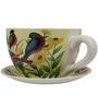 Wonderland Cup And Saucer Planter