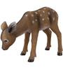 Wonderland Deer Eating Grass Garden Decoration