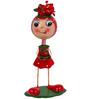 Wonderland Strawberry Girl Planter