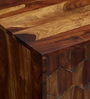Wyoming Bar Cabinet in Provincial Teak Finish by Woodsworth