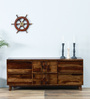 Wyoming Sideboard in Provincial Teak Finish by Woodsworth