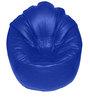 XXXL Bean Bag Sofa (Only Cover) in Blue Colour by Feel Good