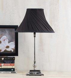 Yashasvi Black Poly Cotton Lamp Shade