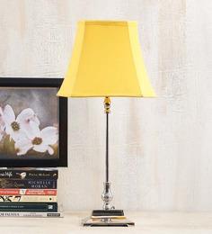 Yashasvi Yellow Poly Cotton Lamp Shade