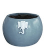 Yaanai Planter in Grey Colour by Greymode
