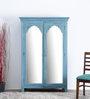 Yardbirds Wardrobe in Blue Color by Bohemiana