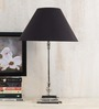 Yashasvi Black Poly Cotton Lamp Shade