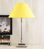 Yashasvi Yellow Poly Cotton Lamp Shade